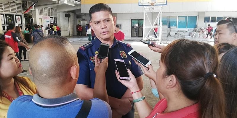 CAGAYAN DE ORO. Cagayan de Oro Police Chief Henry Dampal said the situation in BBarangay Pigsag-an is now back to normal after an encounter last week in a forested area in the village. (PJ Orias)
