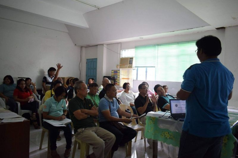 BACOLOD. Veterinarians, livestock technicians and agriculturists of local government units attend Poultry and Livestock Association in Negros Occidental meeting in Bacolod City recently. (Contributed photo)