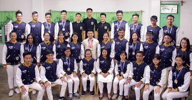 BAGUIO. Cordillera Regional Science High School Glee Club. (Lauren Alimondo)
