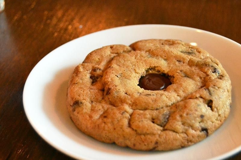 MANILA. Chocolate Chip Cookie. (Photo by Reuel John F. Lumawag)