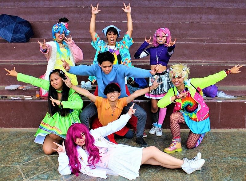 BAGUIO. Cosplay Academia in partnership with Wilvy Productions takes the lead in the upcoming Filipino-Japanese Culture and Arts Festival. (Photo by Osharé)
