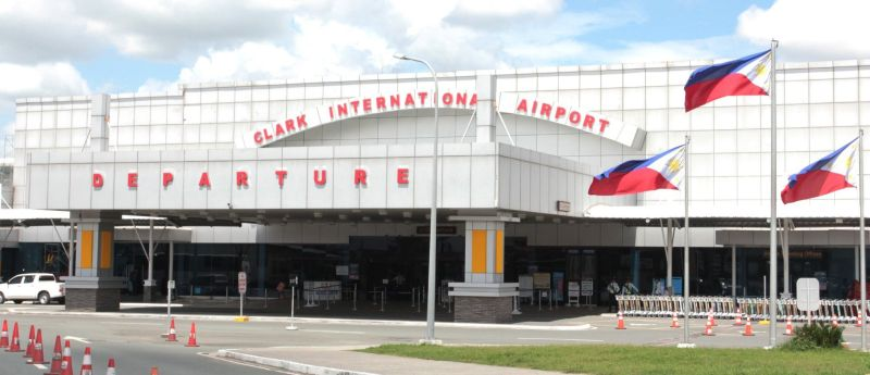 Photo grabbed from Clark International Airport's Facebook