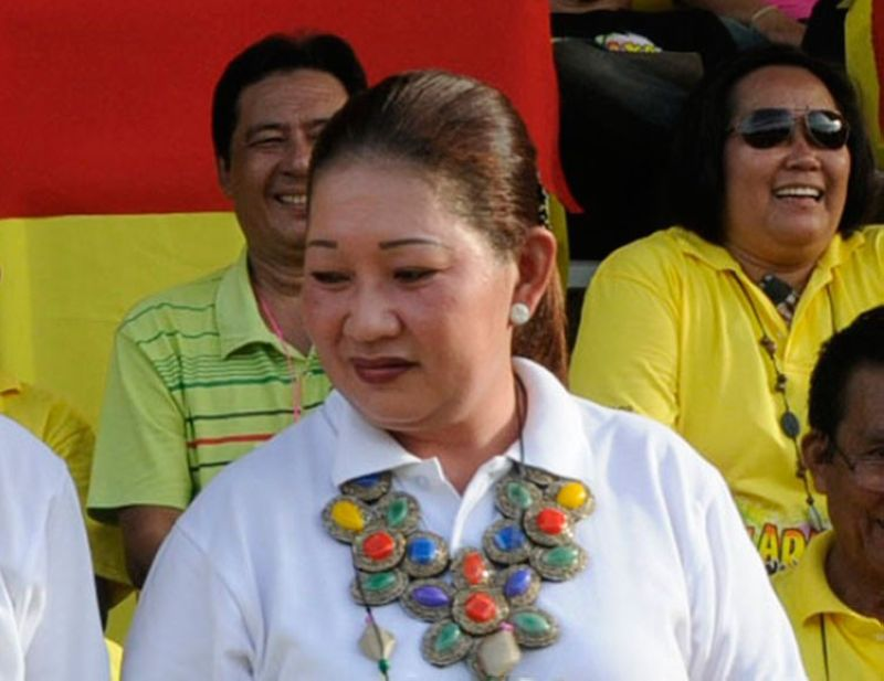CEBU. Former Daanbantayan mayor Ma. Luisa Loot. (SunStar File)
