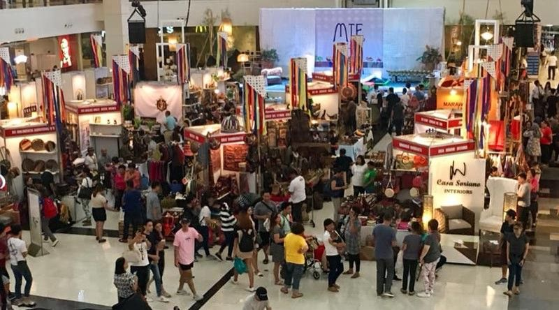 DAVAO. The Mindanao Trade Expo (MTE) sa Kadayawan 2019 opened last Saturday, August 10, 2019, at Abreeza Ayala Mall and will run until Wednesday, August 14. (Photo from DTI Davao Facebook)