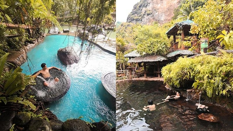 NEGROS ORIENTAL. Of springs and greens in Valencia, Negros Oriental. (Ace Perez)