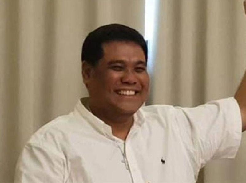 BACOLOD. Negros Occidental Vice Governor Jeffrey Ferrer. (SunStar File)