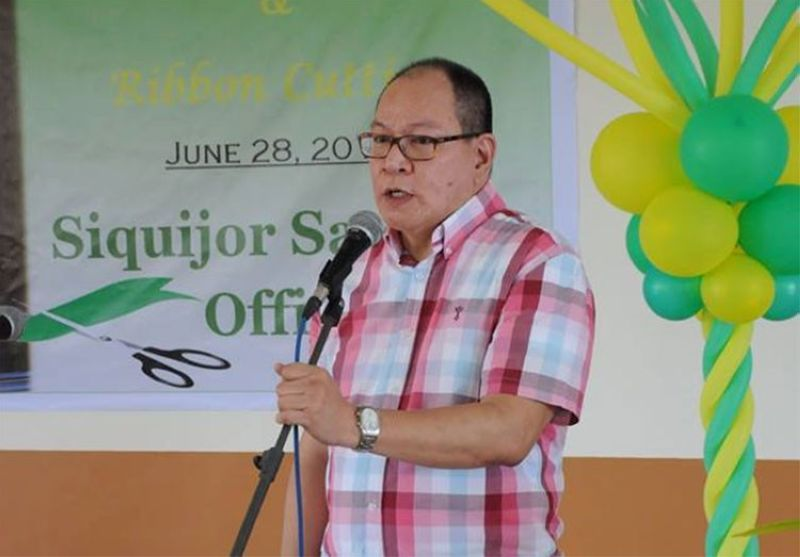 PhilHealth Central Visayas Regional Vice President William Chavez (Photo from PhilHealth Central Visayas Facebook page)