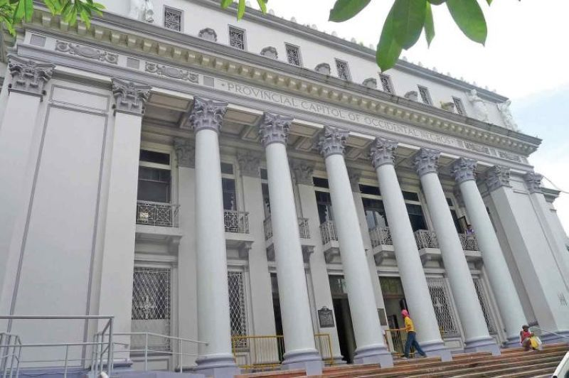 The Provincial Capitol of Negros Occidental (SunStar File)