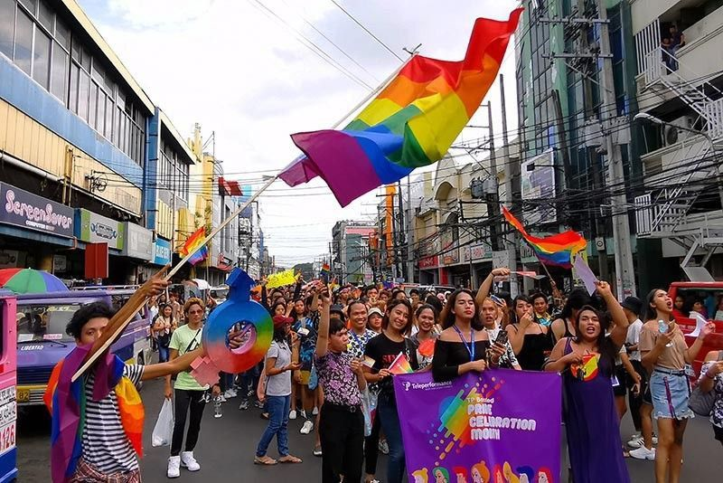 Gender 101. Promoting an open and critical public sphere of discussing and respecting LGBTQIA rights moves our society closer to a gender-inclusive one. (File photo)