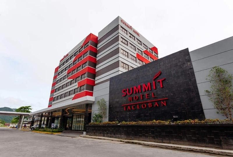 READY TO HOST EVENTS. Besides offering guests a comfortable stay, Summit Hotel Tacloban also positions itself as a destination for big -ticket events. The hotel's  600-capacity ballroom is the largest function venue in Tacloban City. (Photo from Summit Hotel's website)