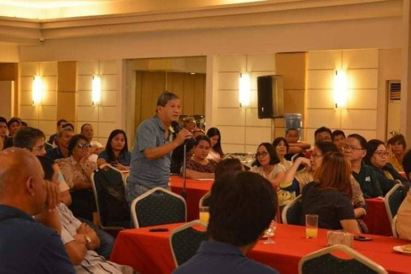 BACOLOD. Some of the participants during the hearing on the draft administrative order providing procedural guidelines for the National Motor Vehicle Inspection and Maintenance Program held at O Hotel in Bacolod City recently. (Contributed photo)