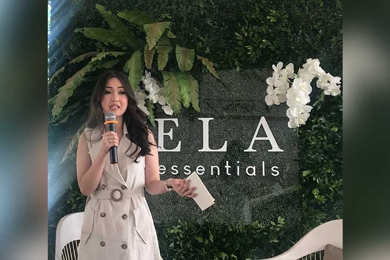 """""""SCENTSIBLE"""" PARTNER. Mikaela Pacubas, business development manager of Ela Essentials, says business owners can make use of scents to enhance their company's brand image, improve customer service, boost employee productivity and generate more sales. (SunStar Photo/Katlene O. Cacho)"""