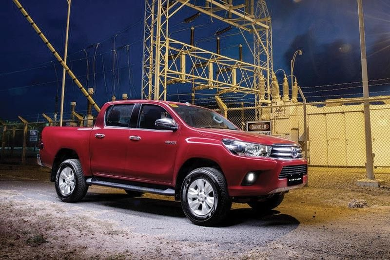 A CLASSIC MADE MORE POWERFUL. The Toyota Hilux continues to be the choice, prized for its sturdiness making for a smooth and swift drive be it for business or pleasure. (Photos from the internet / Toyota Philippines)