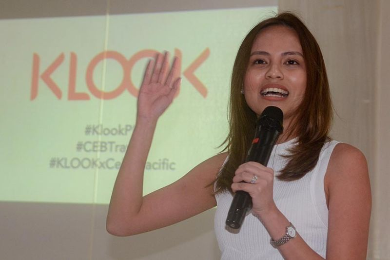 UNIQUE TRAVEL EXPERIENCE. Michelle Cruz, market lead of Klook Philippines, says despite the political unrest in Hong Kong, Filipinos continue to visit the country  but she stressed that safety of guests is their top priority. (SunStar photo / Arni Aclao)