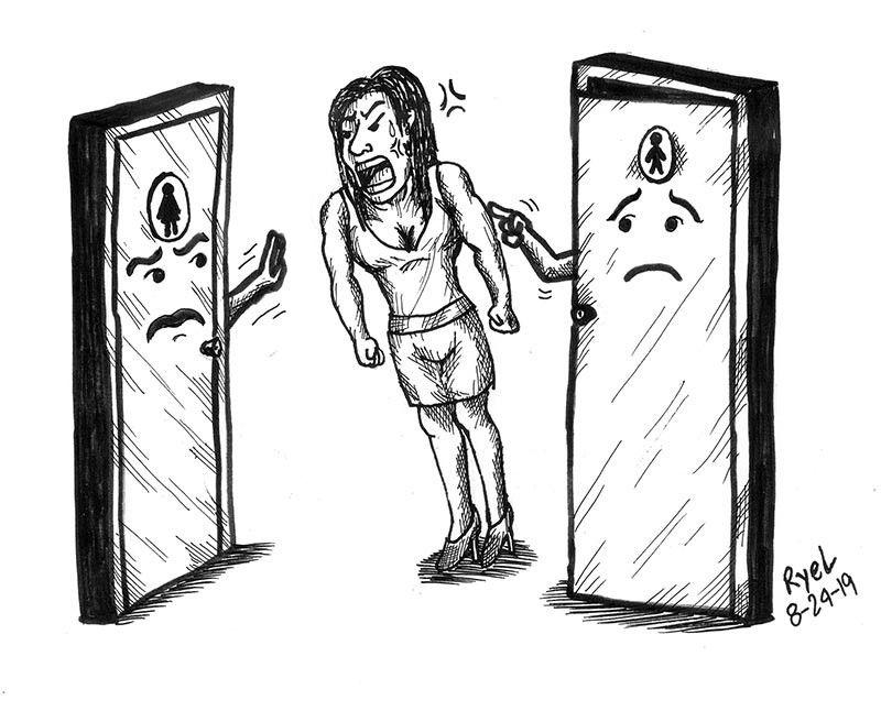 (Editorial Cartoon by Ariel Itumay)