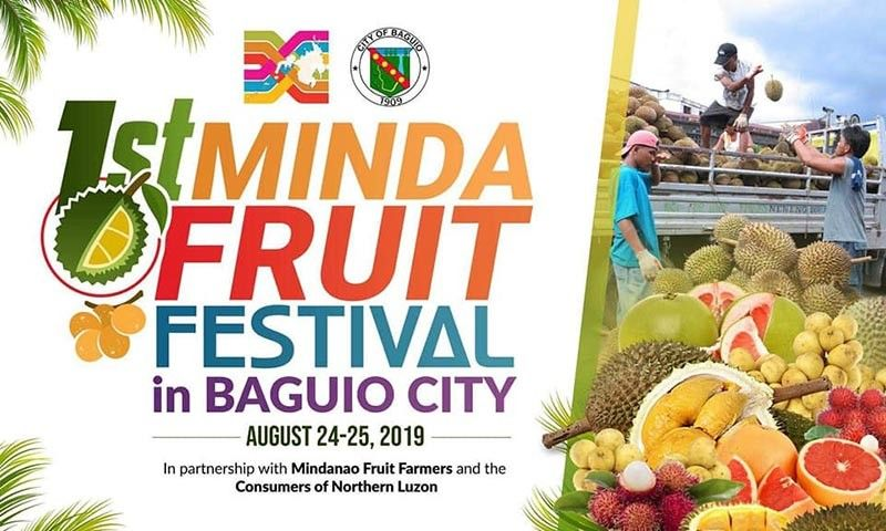 DAVAO. Mindanao Development Authority (Minda) is expecting increase of volume of fruits from Mindanao being shipped to Baguio City. (Photo from Minda FB page)