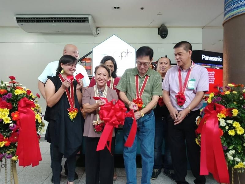 One Town One Product (OTOP) Hub Philippines opened at the Francisco Bangoy International Airport (Davao Airport) last August 23, 2019 to be another market platform for the micro, small, and medium enterprises in Davao City. (Photo by Lyka Casamayor)