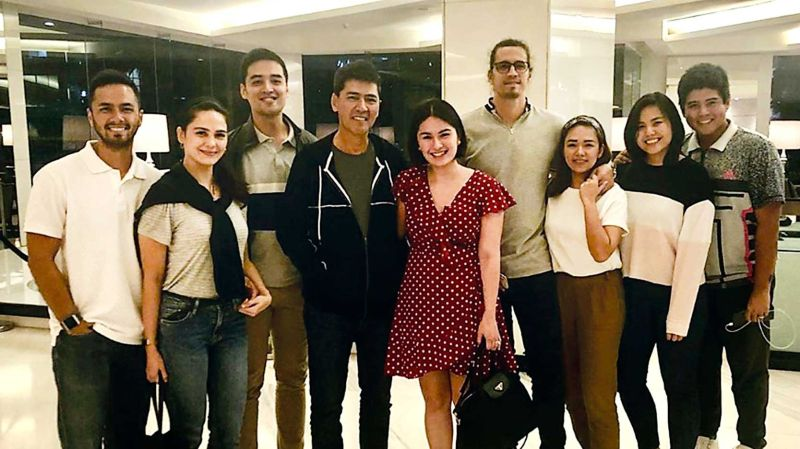 Sotto family / Instagram
