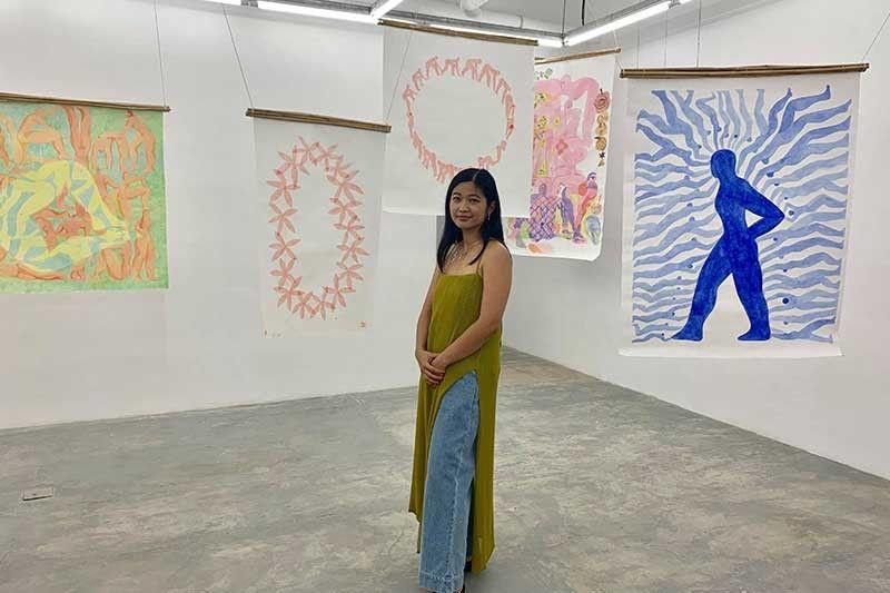 ARTIST Monica Ramos (Photo by Monica R. Lopez)