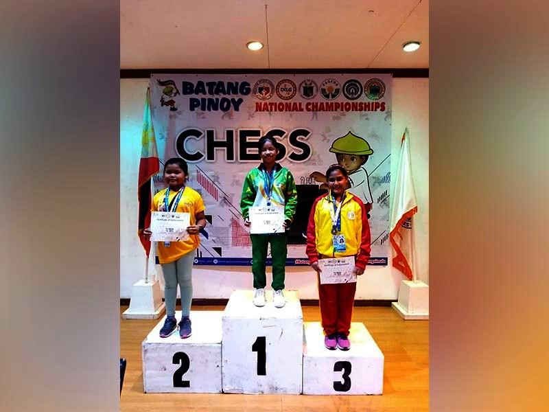 FIRST GOLD. Cagayan de Oro's Ruelle