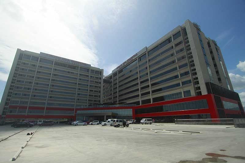 Chong Hua Hospital Mandaue (Photo by Ruel Rosello)