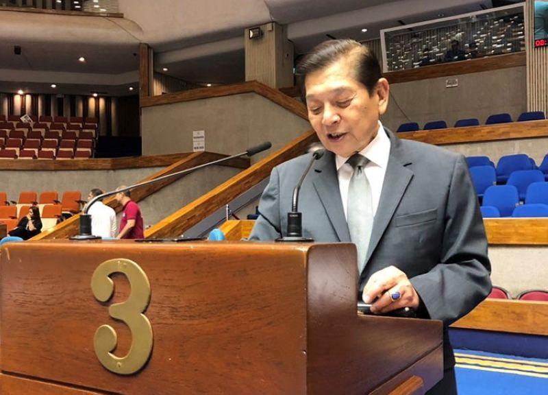 Cebu Representative Raul Del Mar (Contributed photo)