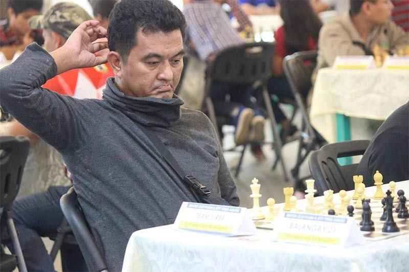TACTICAL chess genius Johnnel Balquin of Cagayan de Oro City. (Contributed photo)