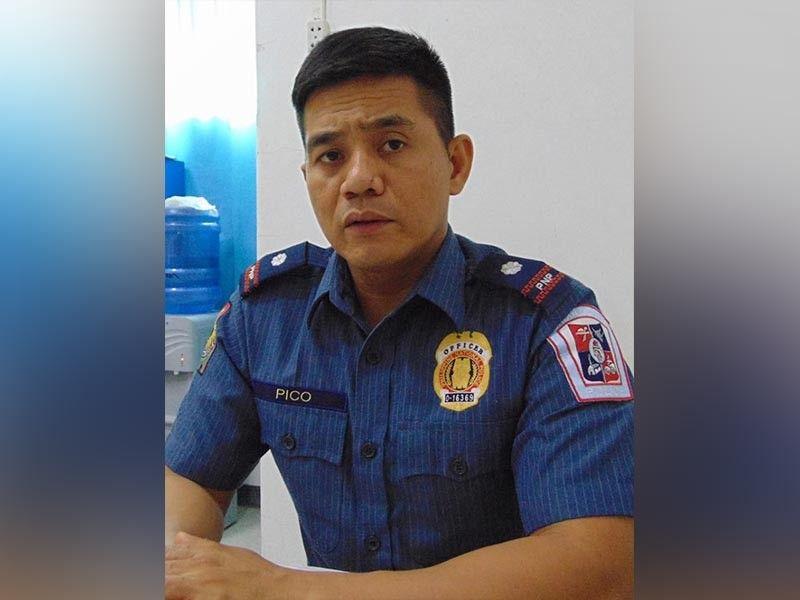 BACOLOD. Police Lieutenant Colonel Ariel Pico. (SunStar Bacolod)