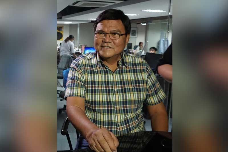 Mayor Edgardo Labella (SunStar File Photo/Alex Badayos)