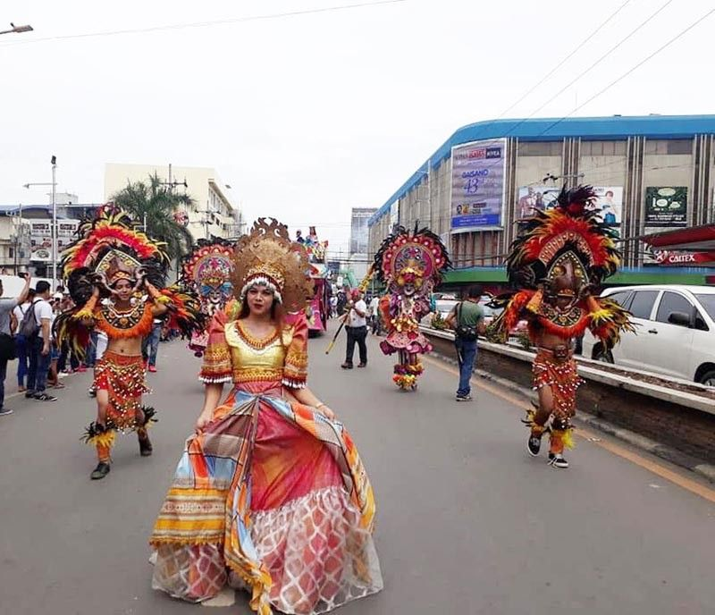 Higalaay Street Dance highlights. (Photo by Liwanag San Miguel Jr.)