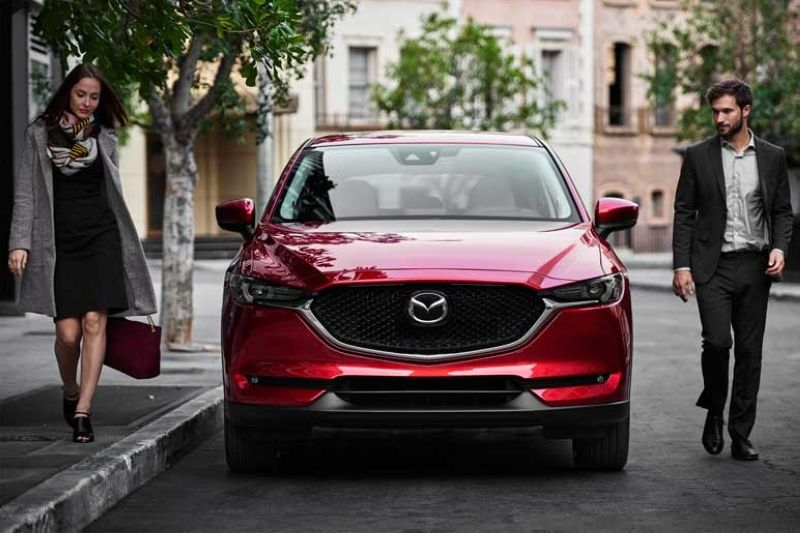 SPORTY AND DYNAMIC. The 2019 Mazda CX-5 comes with a redefined Mazda's KODO - Soul of Motion design, bearing an edgy and high-powered look.