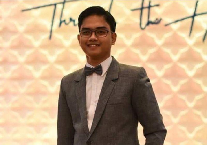 CEBU. Lester Corpin Toledo, 21, ang top 1 sa labing uwahi nga resulta sa Mechanical Engineer Board Exam kinsa tinun-an sa Cebu Institute of Technology - University nga nakasungkit sa grado nga 94.65%. (Hulagway tampo sa Cebu Institute of Technology - University)