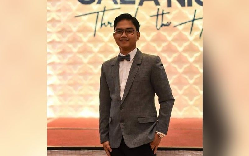future plans. Lester Corpin Toledo,  who topped the Mechanical Engineer Licensure Examination, plans to land a consultancy job  in research and development. (Contributed Photo)