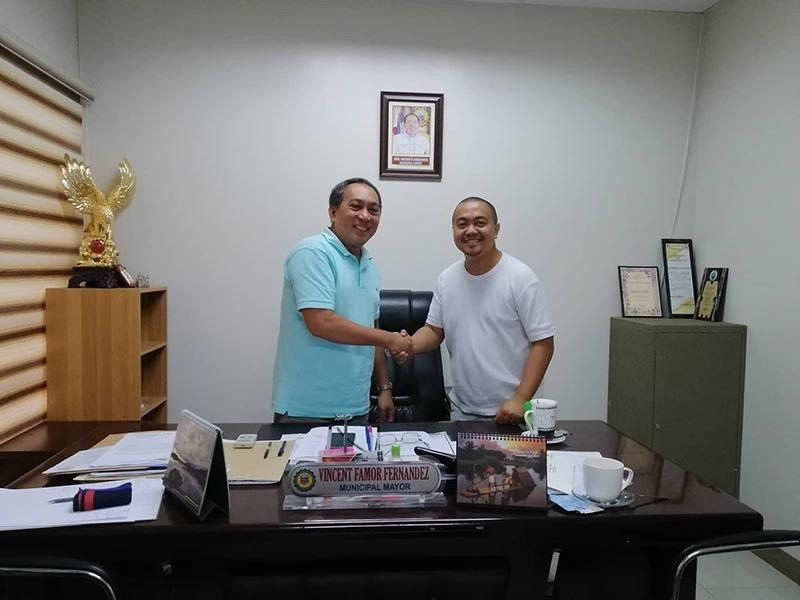Mga partisipante sa MinPop Bootcamp sa Davao City. (Hulagway gikan sa MinPop Facebook page)