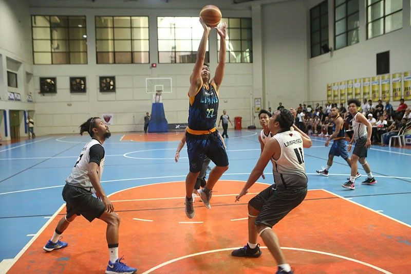 ROARING LIONS. The Dreamscape Lions routed Concentrix for their second straight win. (Contributed Photo)