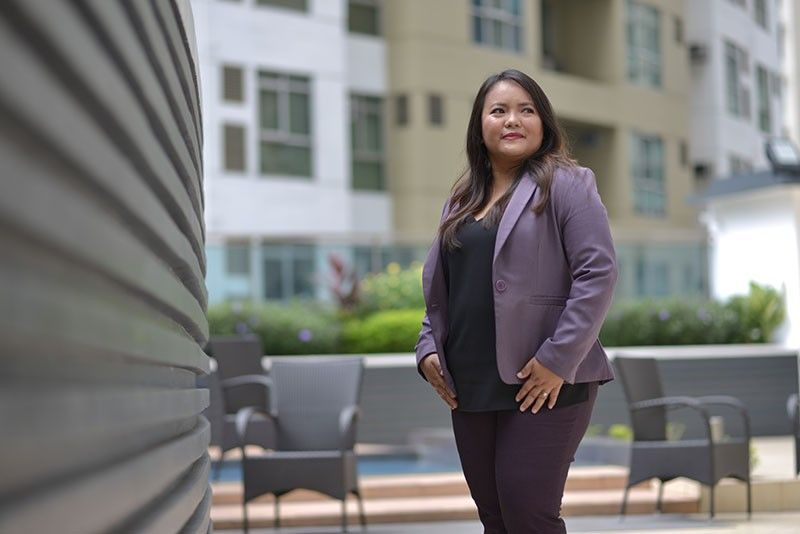 DREAMER. Architect Daryl Balmoria-Garcia isn't only excited about helping her clients realize their dreams. Now that she is handling a big team of creative individuals, she is more than excited to share her passion, failures and learnings she gained in the past 13 years. (Contributed Photo)