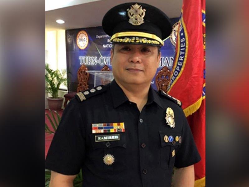 BAGUIO. New Bureau of Fire Protection-Cordillera Administrative Region director Senior Superintendent Roderick Esteban Ramirez, MD. (Contributed photo)