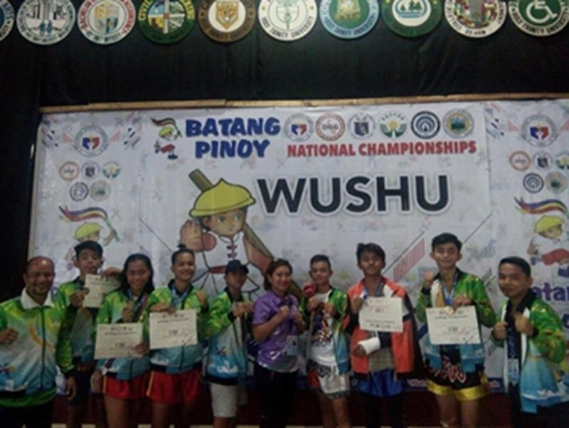 CAGAYAN de Oro's Wushu bets secure a gold, two silvers and a pair of bronzes in the Batang Pinoy meet to cushion the impact of a botched attempt for another gold after an injury to their teammate in silver medalist John Paul Laus. (Supplied Photo)