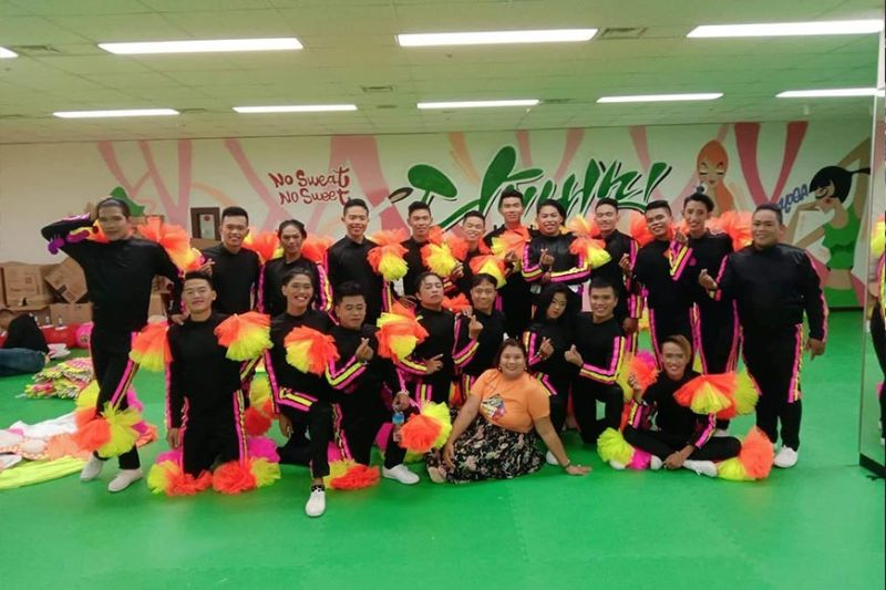 SOUTH KOREA. La Castellana Mayor Rhumyla Nicor-Manguilimutan and Bailes de Luces performers are currently in South Korea for the ongoing Wonju Dynamic Dancing Carnival, the biggest and the longest street festival in the country. (Contributed Photo)