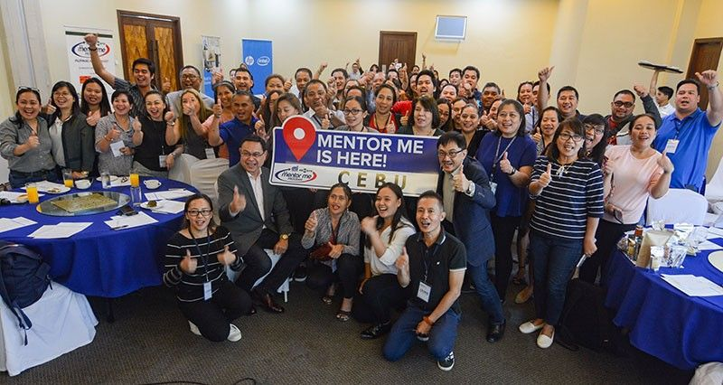 7TH BATCH. The Cebu Chamber of Commerce and Industry and Department of Trade and Industry 7 welcome the new batch of Kapatid Mentor Me program participants. (SunStar Photo/Arni Aclao)