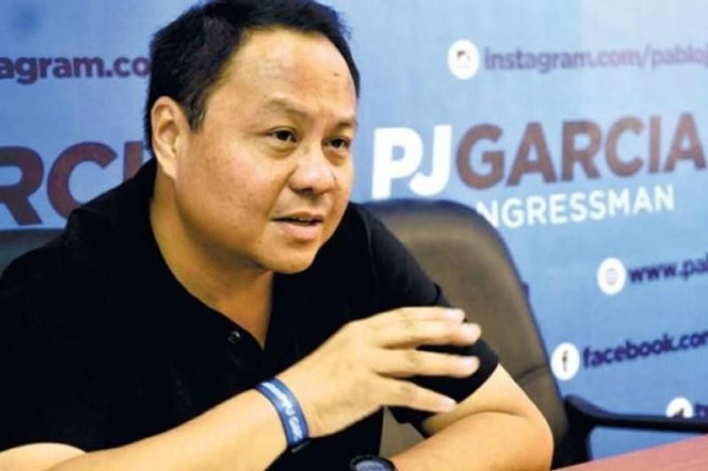 "House Deputy Speaker Pablo John ""PJ"" Garcia (SunStar file photo)"