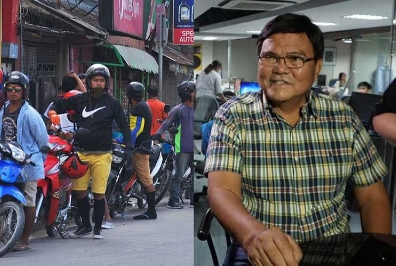 CEBU. BY Cebu City Mayor Edgardo Labella believes that by regulating the operation of habal-habal (motorcycle-for-hire) in Cebu City, it will help deter crime in the city. (SunStar file)
