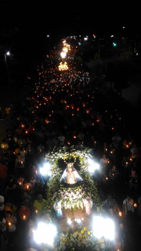 Walk with Mary 2019 (Amper Campaña)