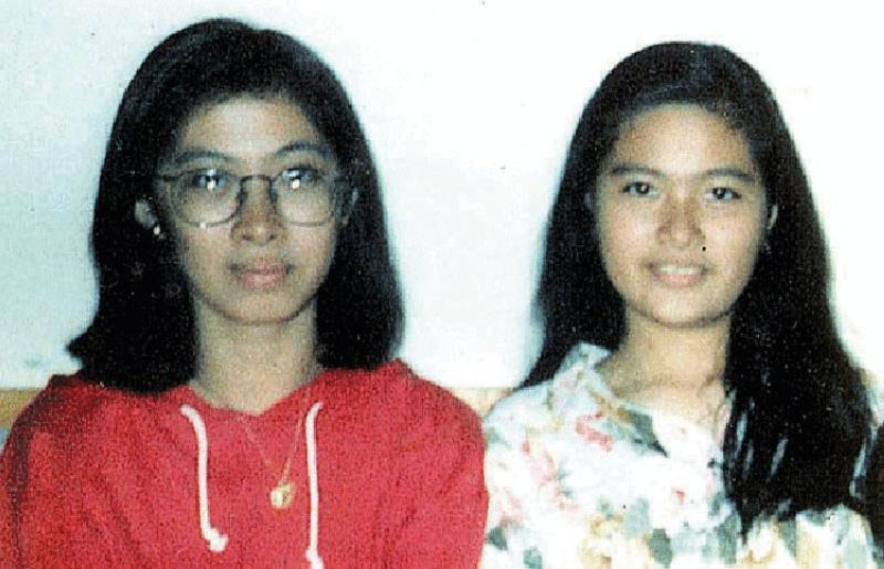 CEBU. The Chiong sisters Marijoy and Jacqueline. (SunStar File)
