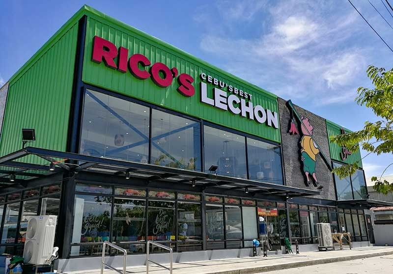 HONORED. The new management of Rico's Lechon led by its owner George Pua will fly to Vienna, Austria to receive the three awards at the International Business Awards gala event at Andaz Vienna Am Belvedere Hotel on Oct. 19, 2019. (SunStar File Photo)