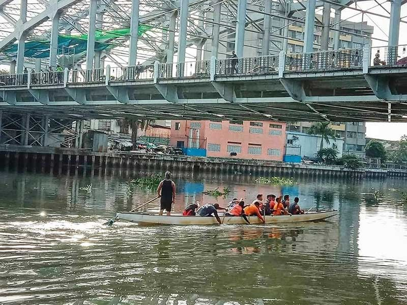 Pasig River (Photo from PRRC Facebook)