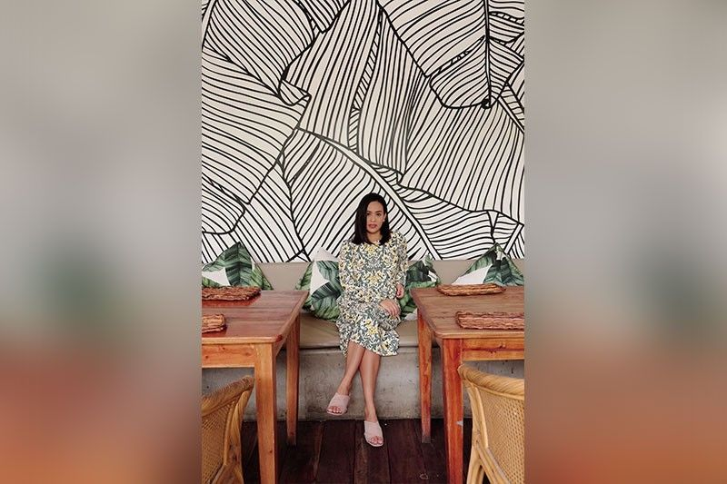 GIRL BOSS. Cheryl Anne Pages- Alba says business is not for the weak-hearted. You have to be tough in making decisions whether it's for an employee or having to open or close a store. (Contributed Photo)