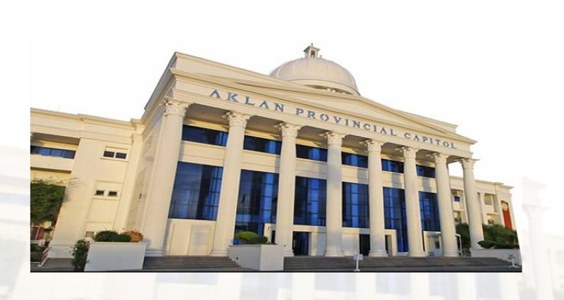 (Photo grabbed from Aklan Provincial Capitol's Facebook)
