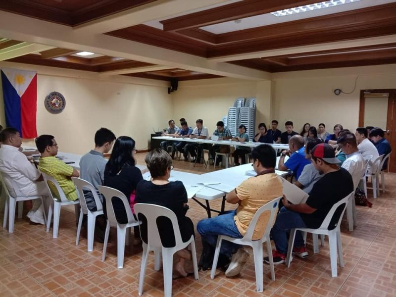 PAMPANGA. The City of San Fernando Arts, Culture and Tourism Council convened after its reconstitution, which was made by virtue of City Government's Executive Order No. CMO2019-33. The reconstitution of the council was pursuant to the City Government's objective of institutionalizing participatory governance in developing, promoting and sustaining local culture, arts, traditions and heritages, as well as its tourism industry. (Marie Joy S. Carbungco/PIA Central Luzon)