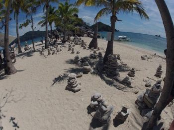 ILOILO. The Cabugao Gamay Island. (Leo Solinap)  onerror=